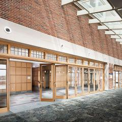 For Daiek Woodworks by Detroit architectural photographer Don Schulte